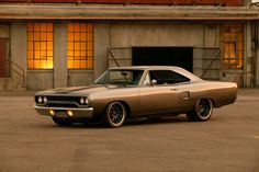 70 Plymouth Road Runner