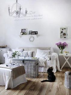 INSPIRACIÓN: VINTAGE AND ROMANTIC | Decorar tu casa es facilisimo.com