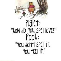 The words of Winnie the Pooh always inspire us. Cute Quotes, Great Quotes, Quotes To Live By, Inspirational Quotes, Motivational Quotes, Top Quotes, Awesome Quotes, Smart Quotes, Hair Quotes