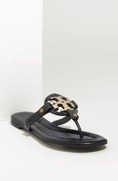 0ef1371b486f Tory Burch  Miller 2  Logo Sandal (Women)