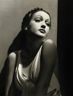 Dorothy Lamour, 1937.