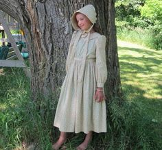 little house on the prairie dress - Google Search