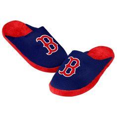 Boston Red Sox Jersey Mesh SLIDE SLIPPERS New - - MLB 9ed01b29f