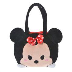 Minnie Tsum Tsum Purse Disney Store Japan