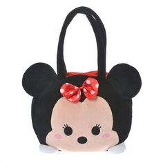 Minnie Tsum Tsum Purse Disney Store Japan