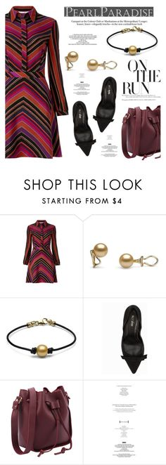 """""""On the run!"""" by pearlparadise ❤ liked on Polyvore featuring Diane Von Furstenberg, Nly Shoes and StyleNanda"""