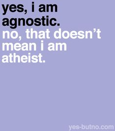I dont believe in something because someone tells me to.  I can be a good person with or without religion.