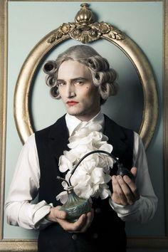 Rococo Fashion, Rococo Makeup, Hair Rococo Men, Google Search, Modern 18Th, Barocco Rococo, 18Th Century, Mary Antoinette, Rococo Style