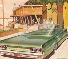 pontiac-bonneville #ads #old
