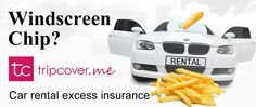 @Tripcover now covers all incidentals like single & multi vehicle accidents undercarriage & a chip in the windscreen!