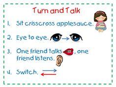 Turn and talk..
