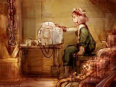 Boku no Hero Academia || Hatsume Mei