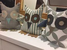Great idea for owl lovers .... doorstop #lisasblocks
