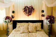 Bilik Pengantin Heart Brides Room Wedding Bedroom My Planner Prep Dream