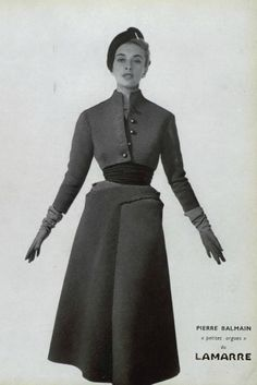 balenciaga 1951 middy dress - Google Search