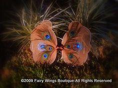 Whisper in the woods Fairy Wings