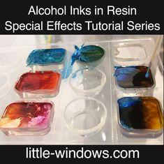 Diy Resin Mold, Diy Resin Art, Diy Resin Crafts, Polymer Clay Art, Resin Molds, Diy Arts And Crafts, Acrylic Resin, Alcohol Ink Crafts, Alcohol Ink Art