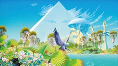 Image result for the art of roger dean