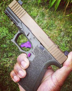 Polymer 80 PF940C Custom Glock 19 Build!