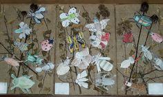 4. třída - léto a hmyz na kolíčku