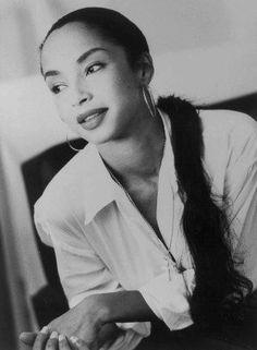 Sade (picture selected by Ikira Baru, Latin heritage singer. www.ikirabaru.com)