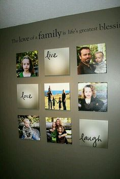 3 Nurturing Simple Ideas: Outdoor Wall Decor Images light up words wall decor.Sand Art Wall Decor target photo line wall decor.Wall Decor For Bachelor Bedroom. Photowall Ideas, Creation Deco, Home And Deco, Photo Displays, Display Photos, My Dream Home, Home Projects, Living Room Decor, Dining Room