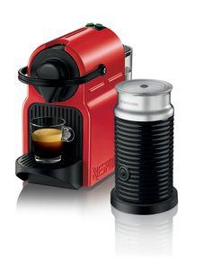 Nespresso AU - Inissia Coffee Machine – Ruby Red