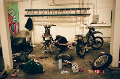 We Are West America - Bike Mainetance LA