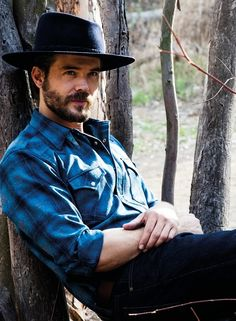 Charlie Weber From 'How to Get Away With Murder' in DA MAN Magazine