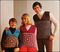 No.232 Crochet Pattern For Men Women & Children by TickTockKnits
