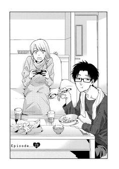 Read Wotaku ni Koi wa Muzukashii Chapter 023 : Episode 23 - A gaming otaku and a fujoshi reunite for the first time since middle school at work. Otaku Anime, Manga Anime, Manga Art, Anime Art, Romantic Manga, Video Game Anime, Hard To Love, Manga Covers, Cute Anime Wallpaper