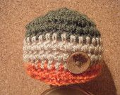 Newborn Boys Prop Hat