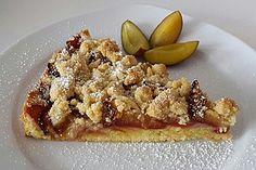 Hildes Zwetschgenkuchen mit Zimtstreuseln, ein schönes Rezept aus der Kategorie Frucht. Bewertungen: 749. Durchschnitt: Ø 4,6.