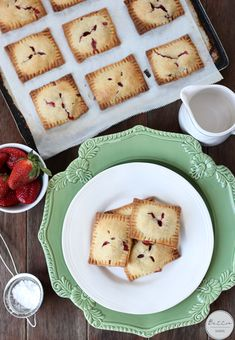 Hand Pies on Pinterest | Hand pies, Strawberry Hand Pies and ...