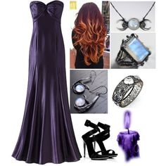 """""""Hecate (Goddess of Trivia and Magic)"""" by lilacmayn on Polyvore"""