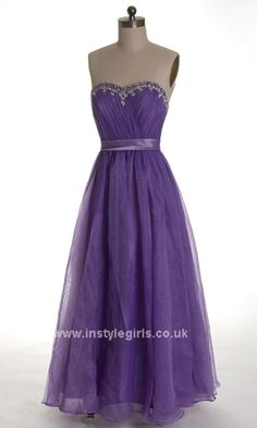 prom dress 2014 purple ball gowns UK