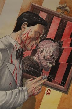 Two-Face by P.J. Catacutan