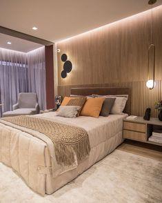 Master Bedroom, Bedroom Decor, Bedroom Design Inspiration, Decoration, Decor Styles, House Design, Interior Design, Furniture, Home Decor