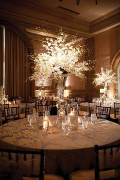 22 Spectacular Floral Wedding Centerpieces for Every Bride - Shannon Ho Photography