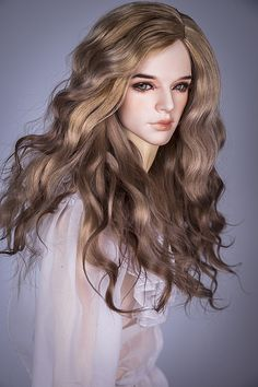 Chevalier | Gorgeous long hairs with natural waves for your … | Flickr