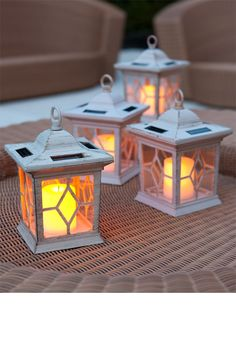 #Farolillos mini     #Farolillos #Lanterns #decor / #designing_lanterns