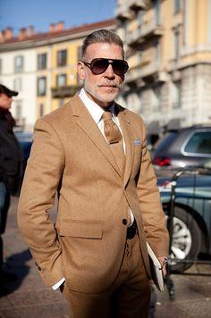 Suit / Tie Match