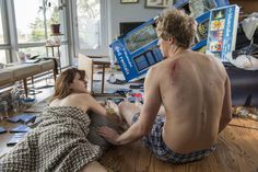 14 Lines from You're the Worst's Season 2 Premiere That We Want to Quote At You You're the Worst, Aya Cash, Chris Geere Chris Geere, You're The Worst, Fall Tv, New Girlfriend, Tv Show Quotes, Funny Comedy, Sex And Love, Best Series, Season 2