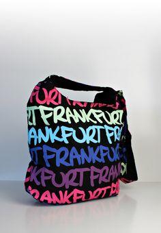 FRANKFURT - Original Robin Ruth Taschen online bestellen! Städtetaschen von Berlin, Dubai, Hamburg, New York, Wien und viele mehr!