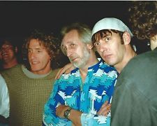John Entwistle 50th Birthday 8x10 ONE OF A KIND photo from original Negative #2