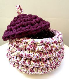 Lady Crochet: Sobre el trapillo...