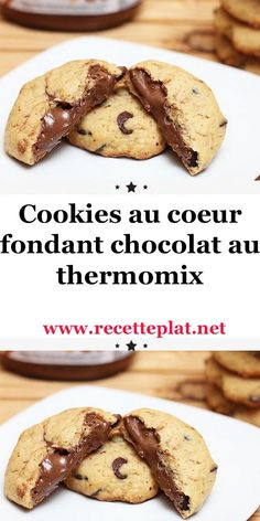 Discover recipes, home ideas, style inspiration and other ideas to try. Thermomix Desserts, No Cook Desserts, Nutella Drink, Lidl, Cookie Recipes, Dessert Recipes, Fondant Cookies, Birthday Brunch, Burger Buns