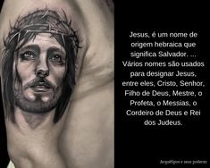 Jesus Portrait, Tattoo Meanings, Tattoos, Headshot Photography, Portrait Paintings, Drawings, Portraits