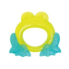 First Bites™ Stage Teethers in Frog