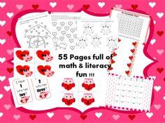 februari idea, math literacy, educ concept, number sense